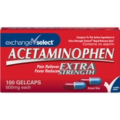 Exchange Select Extra Strength Non-Aspirin Gelcaps 100 ct.