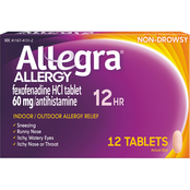 Allegra Allergy Tablets