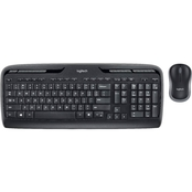 Logitech MK320 Wireless Keyboard and Mouse