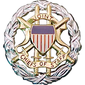 Army Joint Chief Of Staff (JCS) Badge Regular Size