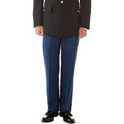 DLATS Men's Classic Fit ASU Trousers without Braid