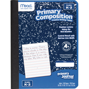 Mead Primary Ruled Grades K to 2 Composition Book, 100 Sheets