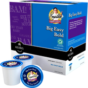 Emeril's Big Easy Bold Extra Bold Dark Roast Coffee Keurig K-Cup 18 pk.