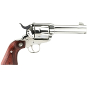 Ruger Vaquero 45 LC 4.6 in. Barrel 6 Rnd Revolver Stainless Steel