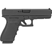 Glock 20SF 10MM 4.61 in. Barrel 10 Rds 2-Mags Pistol Black