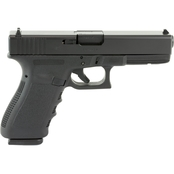 Glock 20SF 10MM 4.61 in. Barrel 15 Rds 2-Mags Pistol Black