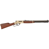 Henry Lever Action 30-30 Win 20 in. Barrel 6 Rnd Rifle Brass