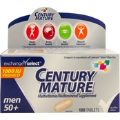 Exchange Select Men's Century Mature Multivitamin 100 Ct.