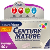 Exchange Select Women's Century Mature Multivitamin 100 Ct.