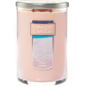 Yankee Candle Pink Sands 2 Wick Tumbler Candle, Large