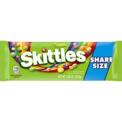 Skittles Sour Fruity Candy Share Size 3.3 oz.