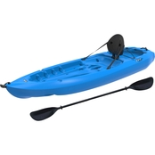 Lifetime Lotus 80 Sit On Top Kayak with Paddle