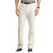 Nautica Big & Tall Flat Front Twill Pants