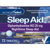 Exchange Select Sleep Aid 72 ct.