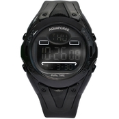 Aquaforce Men's World Time Digital Watch 26-002