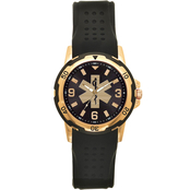 Frontier Men's Fire Department EMT Sports Dress Watch 54E