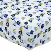 Nautica Kids Zachary Crib Sheet