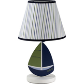 Nautica Kids Zachary Lamp with Shade