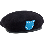 DLATS Army Black Beret