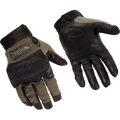 Wiley X Hybrid APL FR Glove Foliage Green