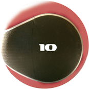 CAP Barbell 10 lb. Rubber Medicine Ball