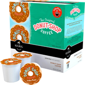 Coffee People Donut Shop Extra Bold Medium Roast Keurig K-Cup