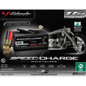 Schumacher 1.5 Amp 6/12V Automatic Microprocessor Controlled Charger/Maintainer