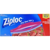 Ziploc Storage Gallon Bags Mega Pack