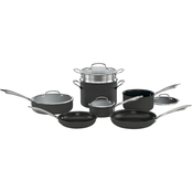 Cuisinart Hard Anodized 11 pc. Cookware Set