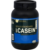 Optimum Nutrition Gold Standard Casein Supplement Chocolate Supreme 2 lb.