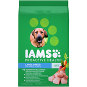 Iams Proactive Health Chicken Adult Large Breed Dry Dog Food, 15 lb.