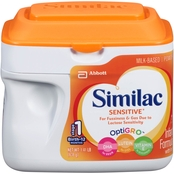 Similac Sensitive 1.41 lb. Infant Powder Formula