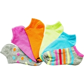 K. Bell Multi Assorted Socks 6 Pk.
