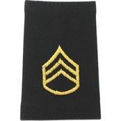 Army Shoulder Mark Enlisted Staff Sergeant Small