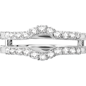 Expressions of Love 14K White Gold 3/8 CTW Diamond Guard