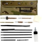 Brigade QM M4 Universal Military Rifle & Pistol Cleaning Kit