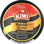 Kiwi Giant Parade Gloss Black Shoe Polish 2.5 Oz.