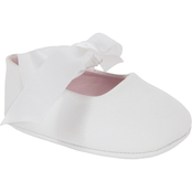 Wee Kids Infant Girls Ballet Shoes with Bow