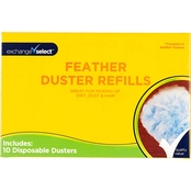 Exchange Select Feather Duster Refill 10 pk.
