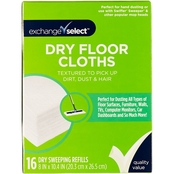 Exchange Select Dry Floor Cloths 16 pk.
