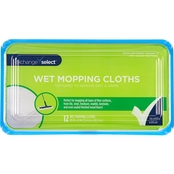 Exchange Select Wet Mopping Cloths 12 ct.