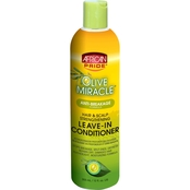 African Pride Olive Miracle Leave In Conditioner (Bottle)