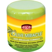 African Pride Olive Miracle Anti Breakage Creme