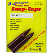 A-Zoom Precision Snap Caps, 2 Pk.