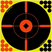 Birchwood Casey Shoot-N-C 12 In. Bull's-eye BMW Target, 5 Pk.