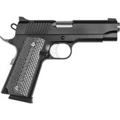 Magnum Research 1911C 45 ACP 4.33 in. Barrel 8 Rds 2-Mags Pistol Black