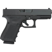 Glock 23 Gen 4 40 S&W 4.02 in. Barrel 13 Rds 3-Mags Pistol Black