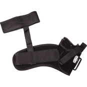 Uncle Mike's Right-Hand Ankle Holster Size 12 for GLOCK 26/27/33