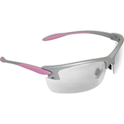 Radians Women's Clear Lens shooting Glasses