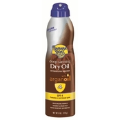 Banana Boat Clear UltraMist Dry Oil Spray Sunscreen with Argan Oil